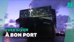 L'Ever Given, échoué en mars dans le canal de Suez, est arrivé à Rotterdam