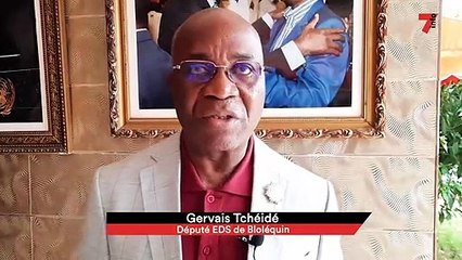 A la rencontre de Gervais Tcheidé - Deputé EDS de Bloléquin - 7info