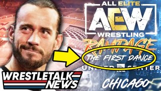 AEW CM Punk Debut REVEALED? More WWE Releases 2021! AEW Fight For The Fallen 2021 | WrestleTalk
