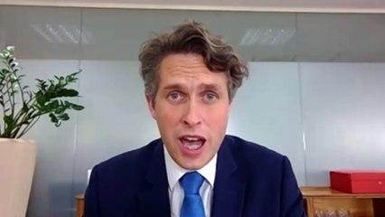 Gavin Williamson defends school catch-up scheme