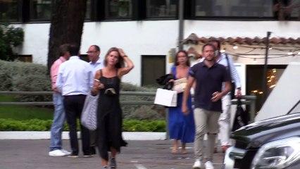 Amelia Bono y Manuel Martos, juntos de vacaciones tras su separación