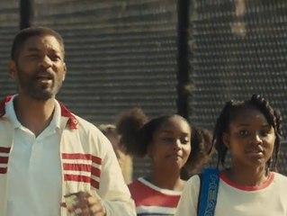 """""""King Richard"""": Trailer zum Tennis-Biopic mit Will Smith"""
