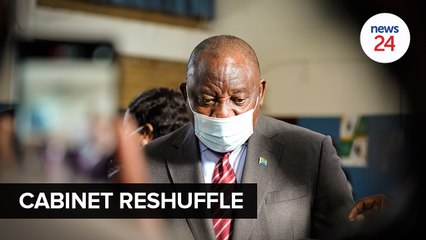 WATCH | 'Watch this space': Ramaphosa says Cabinet reshuffle is 'under consideration'