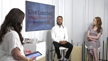 Live Lunches: Shaq Magee and Iona Bain explain their strategies for budgeting