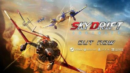 Skydrift Infinity   Launch Trailer
