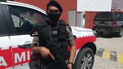 PM é morto à queima roupa na região de Patos e um dos suspeito morre em confronto com a polícia