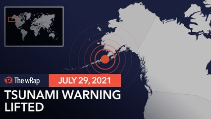 Pacific tsunami warnings lifted after magnitude 8.2 earthquake in Alaska