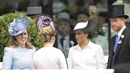 Le prince Harry seul au monde: Ses cousines Béatrice et Eugénie volent à sa rescousse