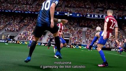FIFA 22 - Trailer Gameplay - SUB ITA