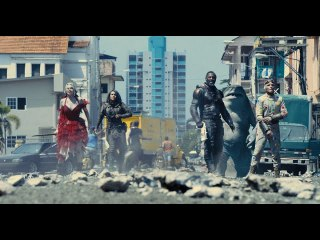 Review James Gunn's 'The Suicide Squad' proves there's life after