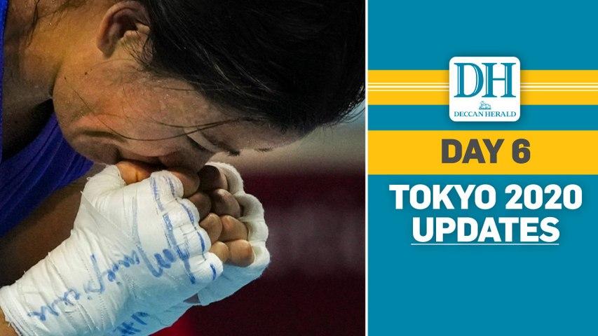 Tokyo 2020 | Day 6 Updates
