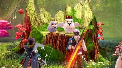 Tales of Arise - Trailer Mondo di gioco e personaggi - SUB ITA