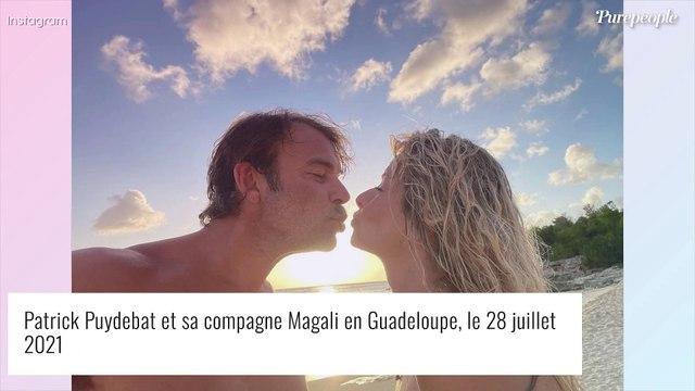 """Patrick Puydebat amoureux de Magali : """"Cliché dégoulinant"""" et vacances de l'amour"""