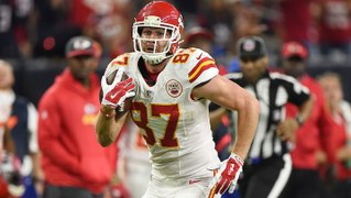 Travis Kelce Is Not Worth a First Round Pick In Fantasy Football