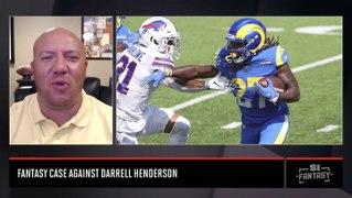 Darrell Henderson Fantasy Football ADP Skyrockets