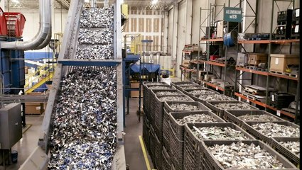 How 6 million pounds of electronic waste gets recycled each month