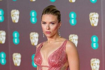 Scarlett Johansson Is Suing Disney
