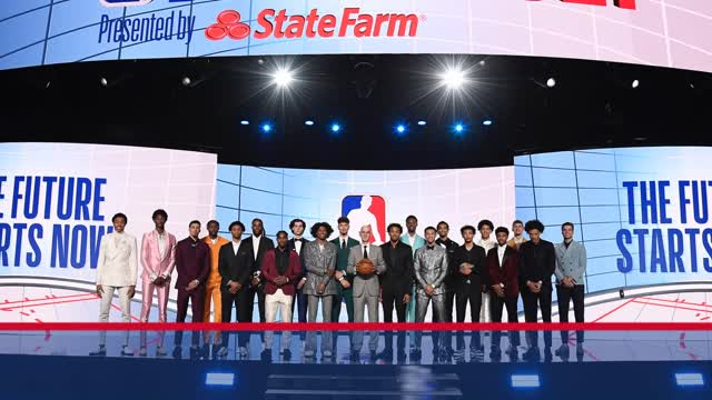 Breaking News – Cunningham picked first in the NBA Draft