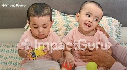 Donate for Zainab  and Zunaira