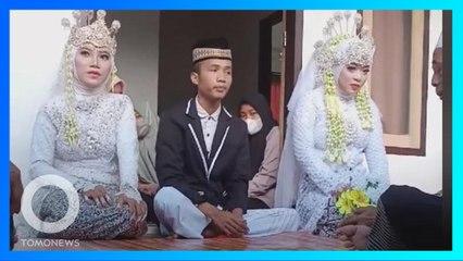 婚禮當天前女友上門求嫁 男子都娶了