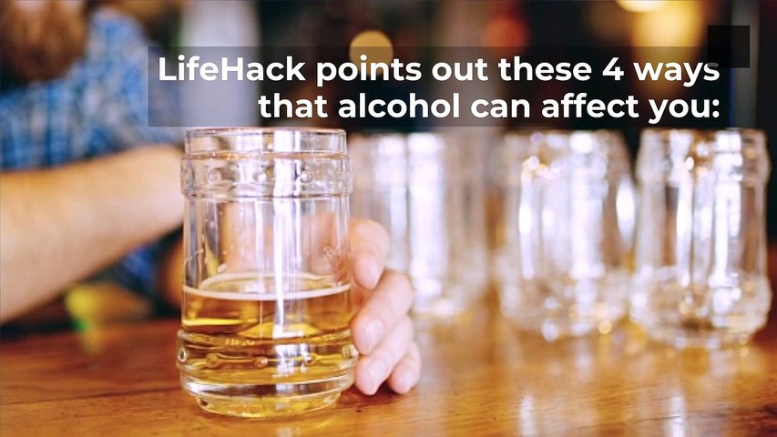Different Ways Alcohol Can Affect Your Body