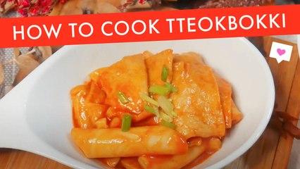 How To Make Tteokbokki
