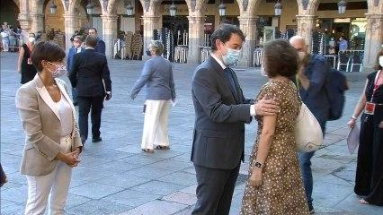 Salamanca acoge la XXIV Conferencia de Presidentes sin Cataluña