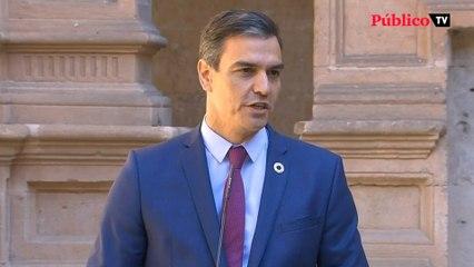 Sánchez anuncia la llegada de 3,4 millones más de dosis de Pfizer en agosto