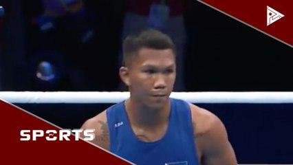 Pinoy Boxer Eumir Marcial, nagpasiklab sa Olympic debut