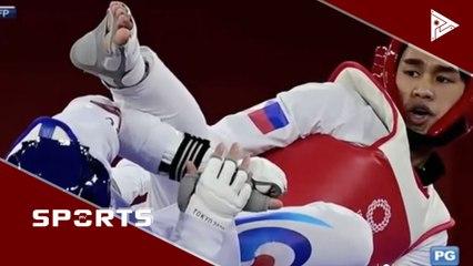 Barbosa sa Olympic Journey: 'Ma-fall ka ng 7 times, babangon ka ng 8 times'