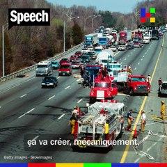Un embouteillage, c'est quoi ? | Le Speech de Lory Waks, responsable du service Bison Futé