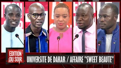 "UNIVERSITE DE DAKAR / AFFAIRE ""SWEET BEAUTE"" | Edition du Soir"