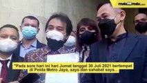 Video of The Day: Pemakaman Urip Arphan Berlangsung Haru, Roy Suryo dan Lucky Alamsyah Damai
