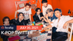 BTS, NCT, BLACKPINK, EXO most mentioned K-pop artists on Twitter