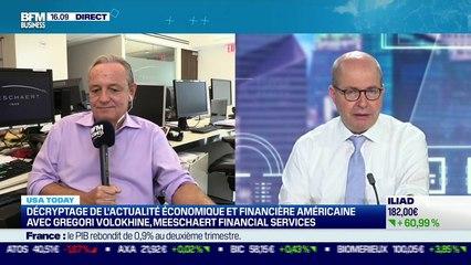 USA Today : Le flanchage des indices américains par Gregori Volokhine - 30/07