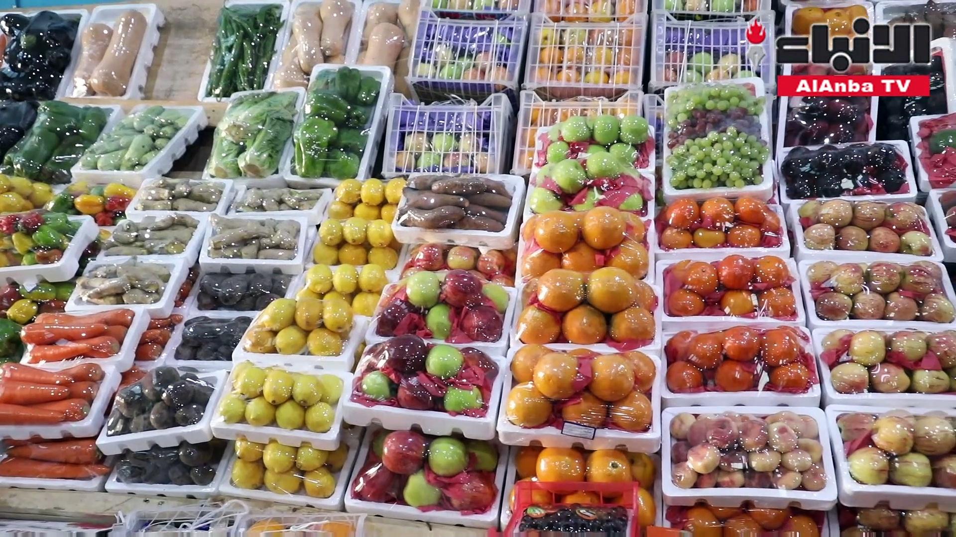 «الأنباء» في شبرة الأندلس لرصد أسعار الخضروات والفواكه