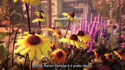 Life is Strange: True Colors - Trailer Haven Springs - SUB ITA