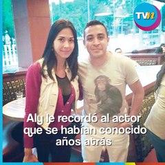 Luis Fernando Peña encontró el amor con una antigua fan