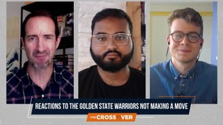 The Crossover Reacts to the Warriors Not Making Trades During Draft Week