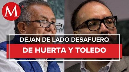 Permanente deja fuera de periodo 'extra' desafueros de Saúl Huerta y Mauricio Toledo