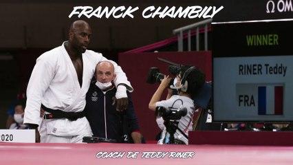 Jeux olympiques Tokyo 2021 - Franck Chambily : « De lui-même, Teddy est reparti au combat »