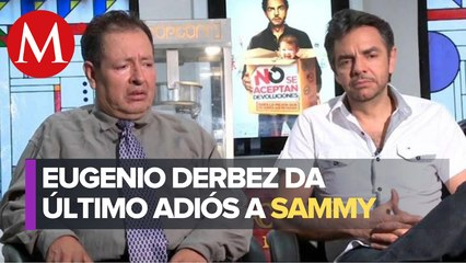 """""""Muchas gracias amigo"""": Así reaccionaron algunos famosos la muerte de Sammy Pérez por covid-19"""