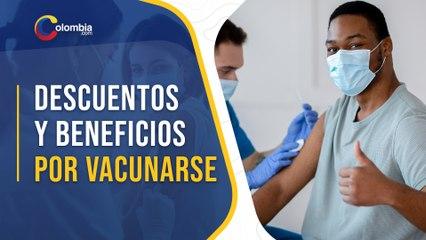 Vacunas sin cita para mayores de 25 años en Colombia