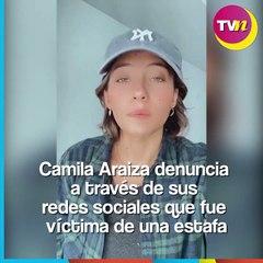 Camila Araiza se vacuna y previene a sus seguidores de fraude con vacunas AntiCovid