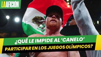 'Canelo' Álvarez_ ¿Por qué no puede ir a los Juegos Olímpicos con México_
