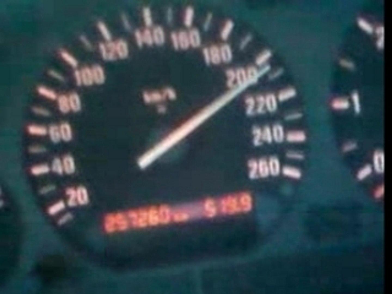 Bmw 325 tds +232km/h
