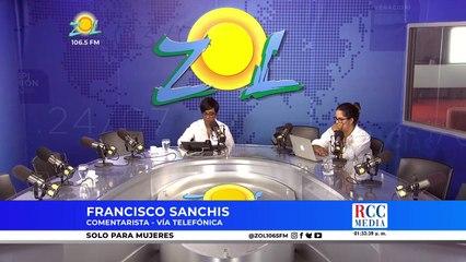 Francisco Sanchis comenta principales noticias de la farándula 30 julio 2021