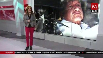 Milenio Noticias con Elisa Alanís, 30 de julio de 2021