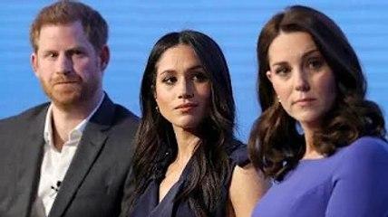 Kate Middleton « dévastée » et « profondément affectée » par la brouille entre Harry et William