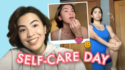 A Much-Needed Day of Self-Care  | Vlog